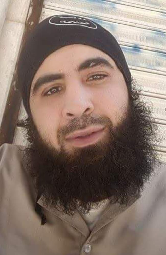 Sydney man Ahmed Merhi is one of two men detained in Iraq and wanted for questioning over alleged Sydney terror plot links. Picture: Facebook