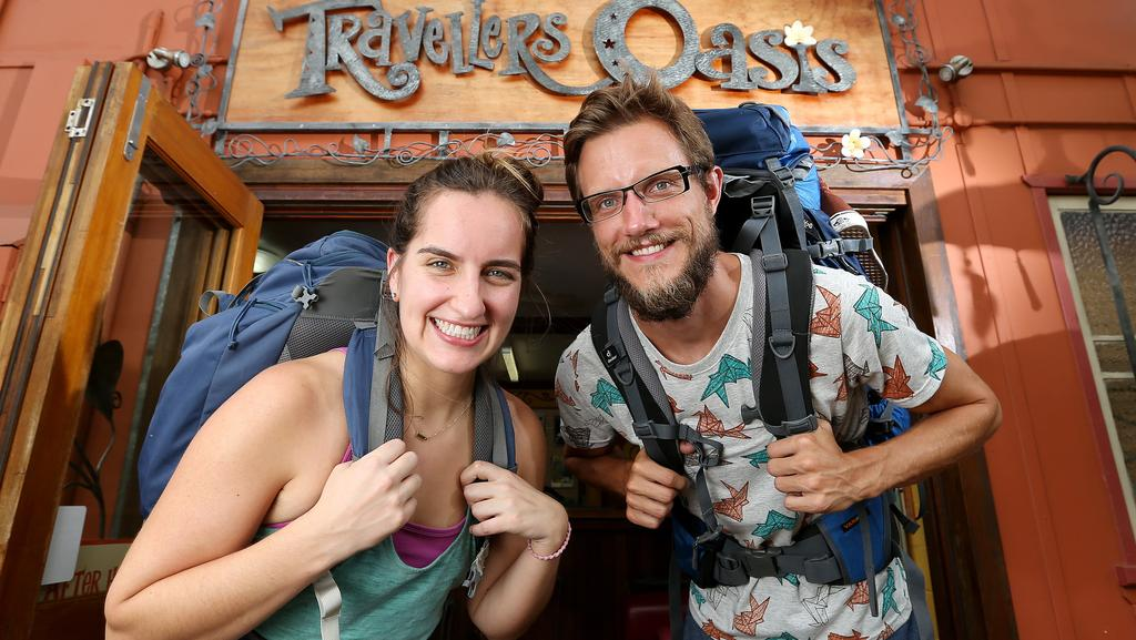 Travellers Oasis Cairns Backpackers Named Australia