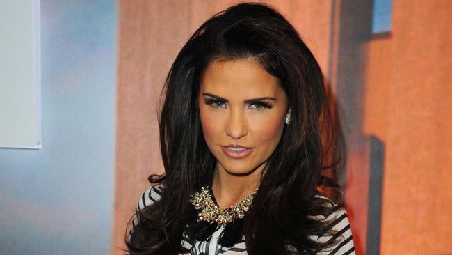 Blood-sucker ... Kerry says Peter Andre's ex-wife Katie Price also appeared in her near-death hallucinations. Picture: Eamonn McCormack