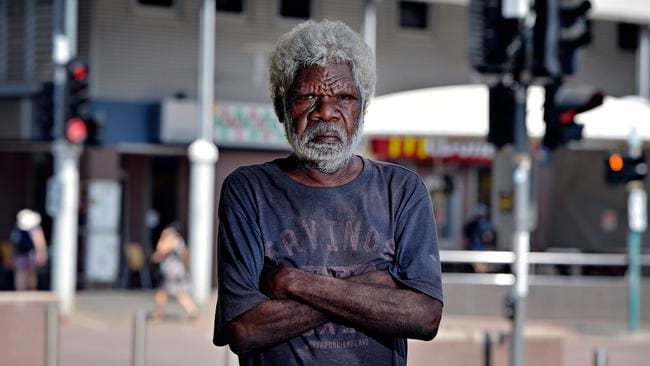 Jocky Gaibaral, 57, from Maningrida