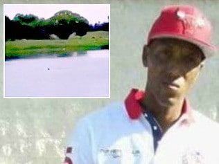 Disabled man drowns as teens watched on