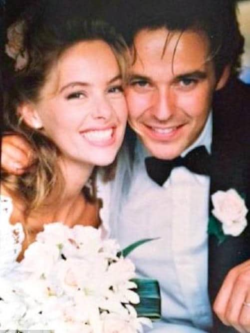 Alison Cameron Makeup Artist Bridal Makeup For Black And: Cameron Daddo And Alison Brahe: The Original Aussie Golden