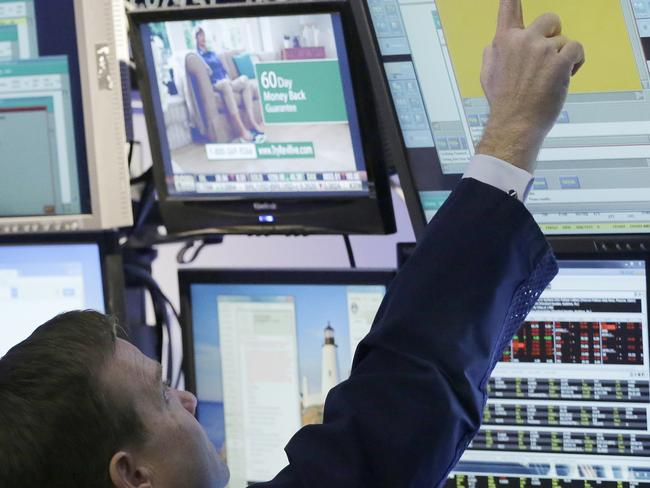 Aus stocks down amid global turmoil