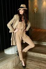 David Jones ambassador, Nicole Trunfio at the Ivy Bar in a photo shoot for News Limited. Nicole Trunfio wears the up and coming Winter season fashion.