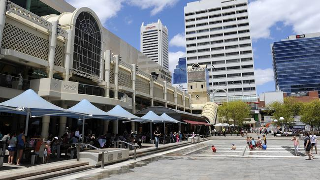 Or would deregulated shopping hours be a better option to make Perth more liveable? Photo: Daniel Wilkins