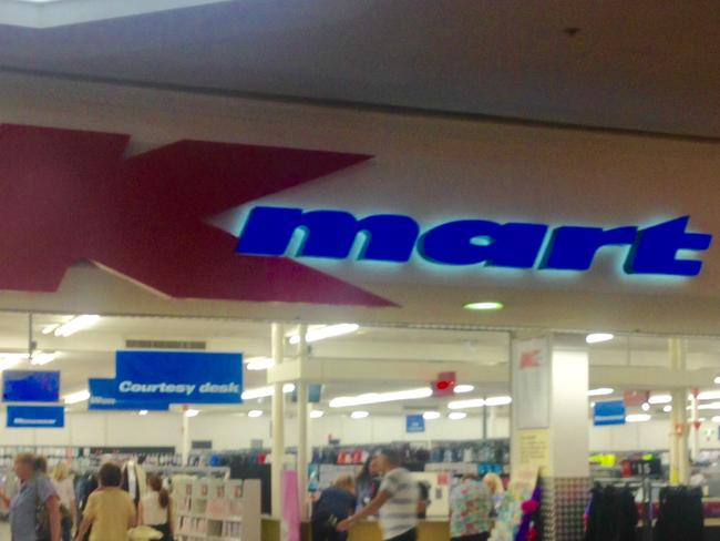 Girl takes Kmart to task over undies
