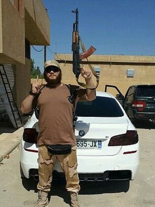 """He was a fanatic and always wanted his own way,"" said a school insider of Australian terrorist Sharrouf Khaled."