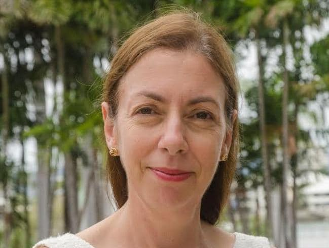 Townsville Chamber of Commerce CEO Marie-Claude Brown said young people are leaving north Queensland in drives because they cannot find work.