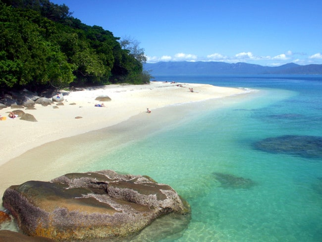 Nudey Beach in Far North Queensland has been named Australia's best beach