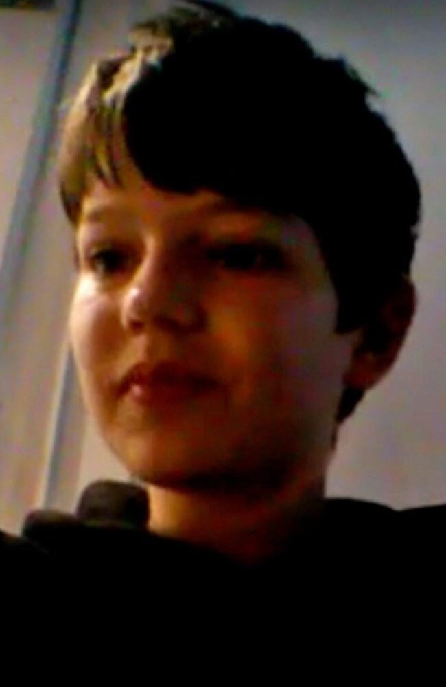 "Bullies ""threw meat"" at 12-year-old Louie Fentonbecause he was a vegan. Picture: Supplied"