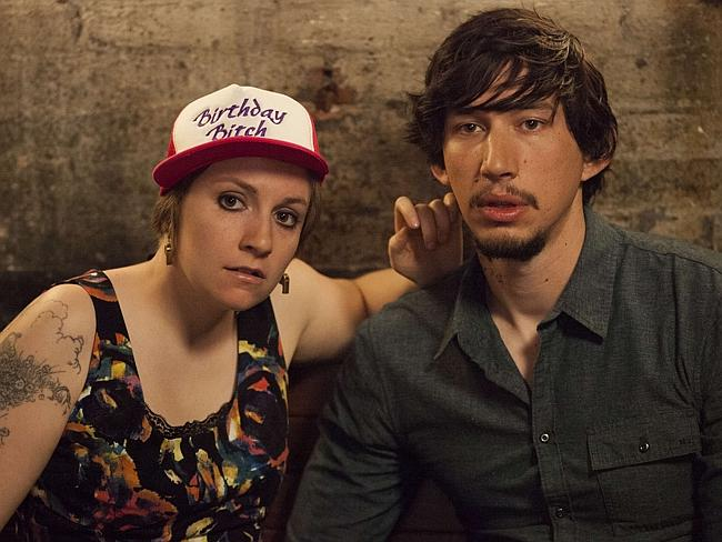 """""""Girls"""" star Adam Driver will be in the new """"Star Wars"""" film."""