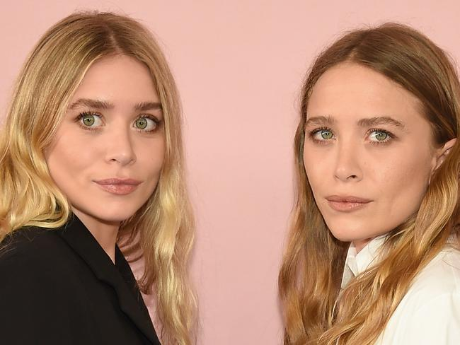 NEW YORK, NY - JUNE 05:  Ashley Olsen and Mary-Kate Olsen attend the 2017 CFDA Fashion Awards at Hammerstein Ballroom on June 5, 2017 in New York City.  (Photo by Dimitrios Kambouris/Getty Images)