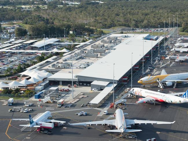 Spike in contraband seized at airport