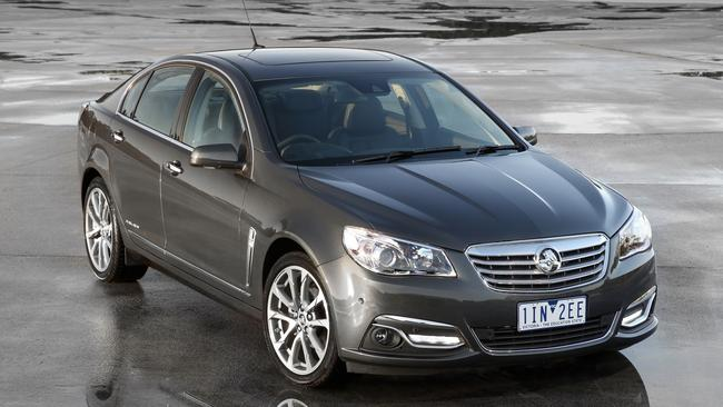 Commodore sales are declining ahead of the plant closure. Photo: Supplied.