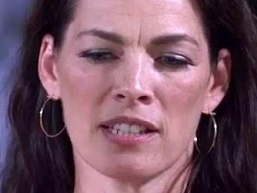 Nancy Kerrigan more than two decades since the baton attack which became one of the world's biggest sprting scandals. Supplied by Channel 9/60 Minutes