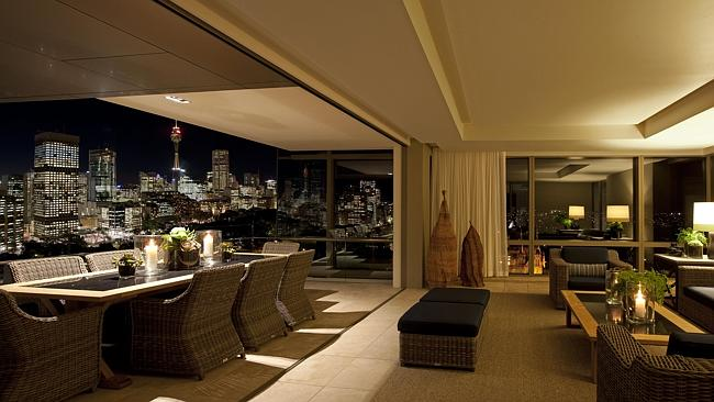 A Chinese investor paid $17 million for the Sulman penthouse in Sydney's CBD. Picture: Supplied