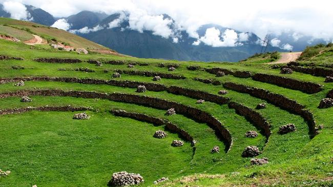 Nathaly had visited the famous Moray ruins in Cusco shortly before her death.