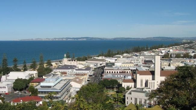 The sleepy town of Napier has been rocked by the attacks. Picture: Trip Advisor