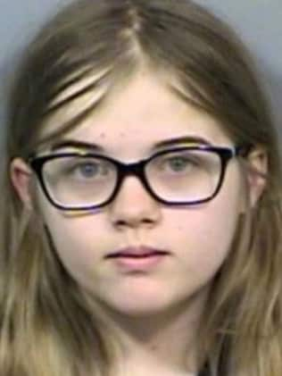 Mentally incompetent for trial ... Morgan Geyser. Picture: Supplied