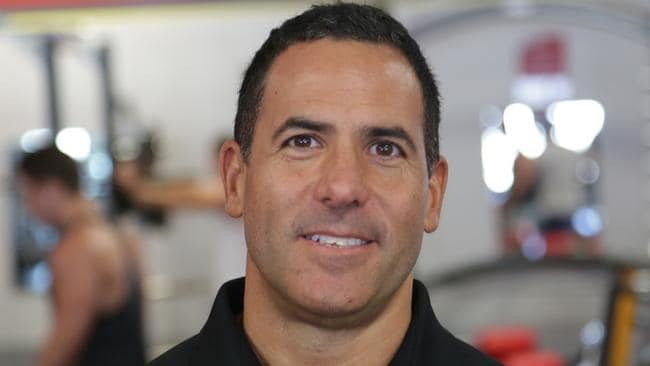 Snap Fitness owner Athanasi Comino has had a good experience owning a franchise.