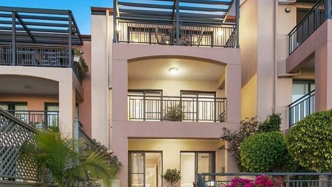 A home for sale at Water St, Birchgrove has a price guide of more than $2.2 million. Picture: realestate.com.au