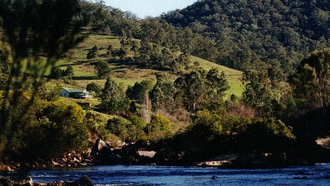 Snowy River Wildernest in Victoria offers a digital detox that's relished by professionals. Pic: Supplied