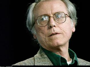 Don DeLillo American essayist, novelist, playwright, and short story writer at Hay Festival 2003 Hay on Wye Powys Wales UK