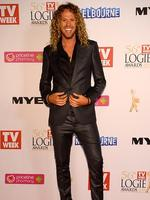 Big Brother's Tim Dormer during the Red Carpet Arrivals ahead of the 56th TV Week Logie Awards 2014 held at Crown Casino on Sunday, April 27, 2014 in Melbourne, Australia. Picture: Jason Edwards