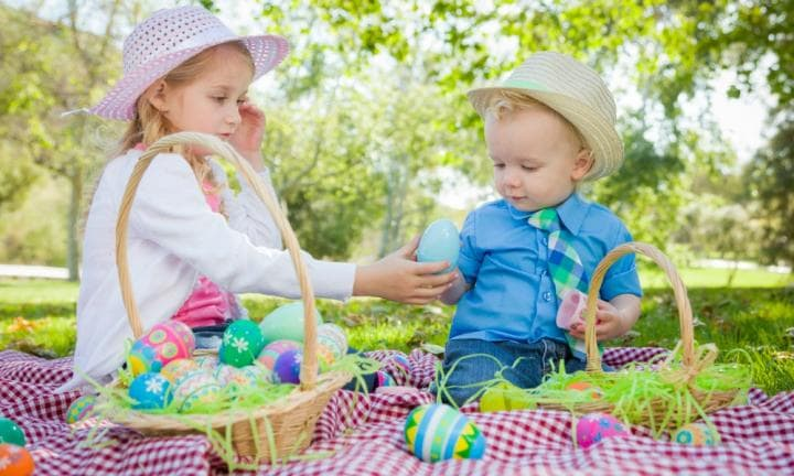Books craft kits clothes easter gifts for kids that arent easter no chocolate negle Gallery