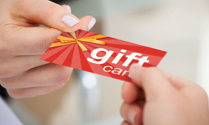 Good news for those who have purchased gift cards for Christmas
