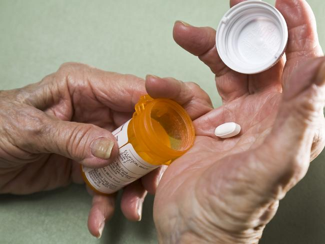 New procedure ... Patients with chronic illness like arthritis will be asked to enrol with a single GP practice. Picture: iStock