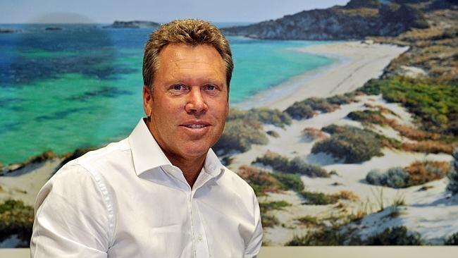 Gavin Hegney of Hegney Property Group.