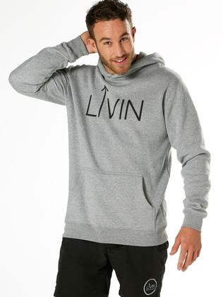 Sam Webb is the CEO of Livin, a charity dedicated to destigmatising mental health and suicide prevention through fashion. Picture: Supplied / Night Wright / Channel Ten