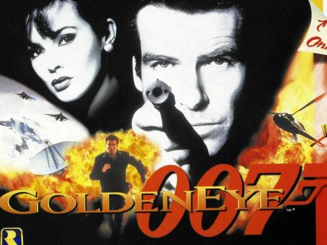 'GoldenEye almost didn't exist.