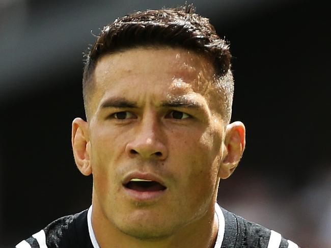 Sonny Bill decides his playing future