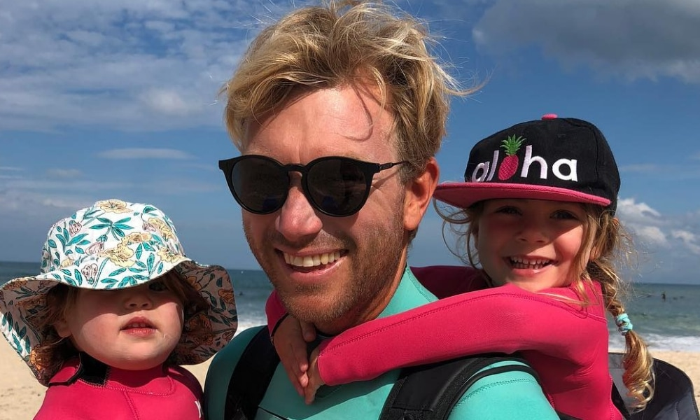 Aussie pro surfer warns parents to get real about water pollution