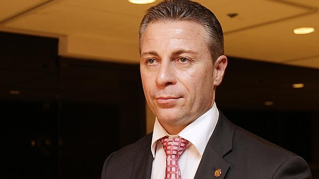 Member for Yeerongpilly Carl Judge has inadvertantly revealed plans for a sea change.
