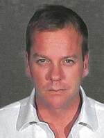 This Kiefer Sutherland mug shot was snapped by the Gelndale Police Department in December 2007 after the actor surrendered to serve a 48-day jail sentence. Sutherland, 40, pled no contest in October to driving while over the legal limit of .08. It was the second time in three years that the star of '24' was busted for DUI.