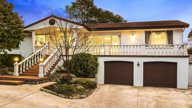 71 Woolner Circuit, Hawker, ACT sold for $920,000. Picture: realestate.com.au