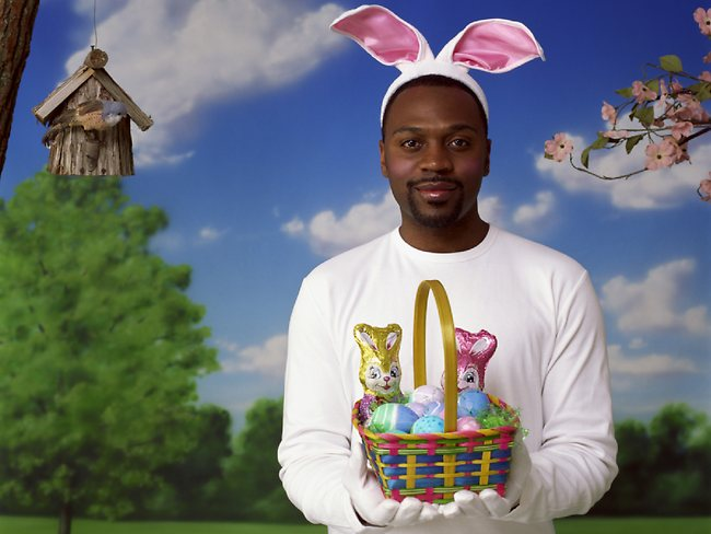 Easter Bunny mystery: everyone loves chocolate eggs and cute bunnies, but what have they got to do with Easter? Photo: Thinkstock