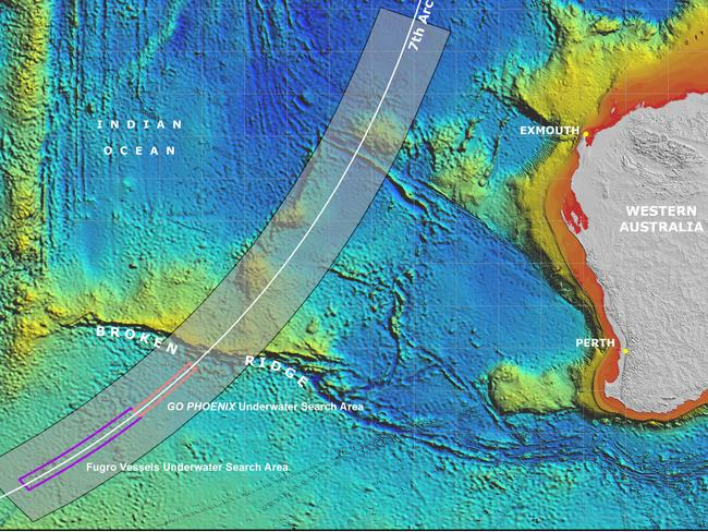 The MH370 search zone has been controversial, as many claimed they were looking in the wrong place.