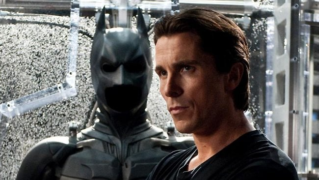 Batman star Christian Bale has also suffered personal difficulties during the filming of the Batman trilogy.
