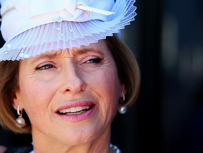 """Gai Waterhouse maintains Valentia """"fits the profile"""" of a Golden Slipper winner. Picture: Adam Taylor"""