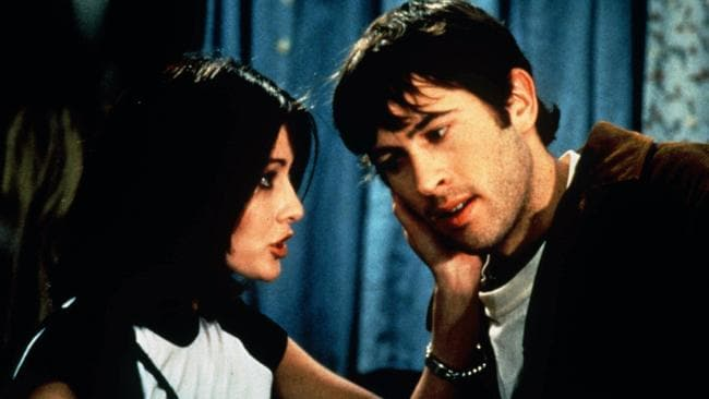 On board ... Smith has re-recruited Mallrats stars Shannen Doherty and Jason Lee for a 20-years-coming sequel. Picture: Supplied.