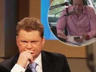 Fatty Vautin has broken his silence on his axeing from the Footy Show.