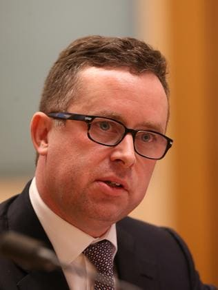 REQUEST: Qantas CEO Alan Joyce.