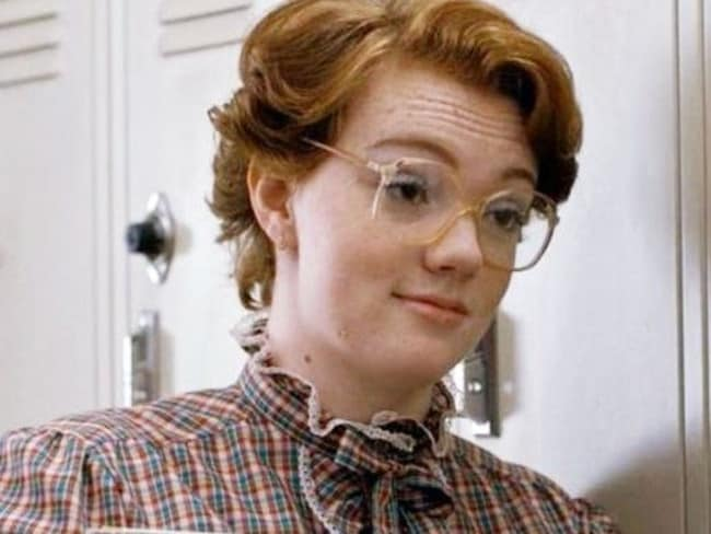 Shannon Purser played Barb in Stranger Things. Picture: Netflix