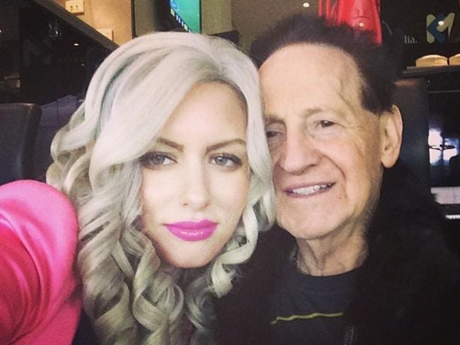 Meet Brynne 2.0: Geoffrey Edelsten moves on from ex-wife with 24-year-old New York model Gabi Grecko.