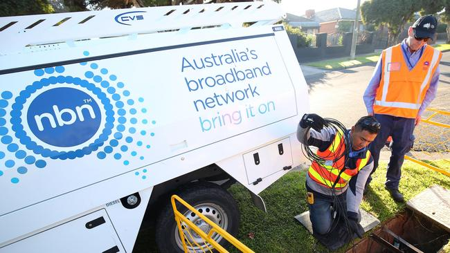how to know if nbn speed boost is active