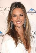 <p>Model Alessandra Ambrosio attends the celebration for the grand opening of Victoria's Secret new Lexington Avenue store in New York on Dec. 2, 2008. AP Photo</p>